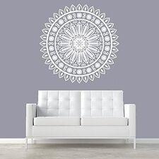 Vinyl Wall Decal Sticker Bedroom Mandala Ornament Ganesh Yoga Morrocan r295