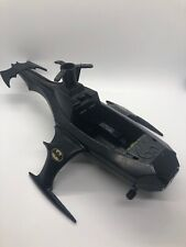 1986 Super Powers Batman Batcopter Helicopter Missing Cover & Blades X