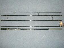 Rovex Nitrium II 5pc Travel 3lb 12' Carp fishing rod