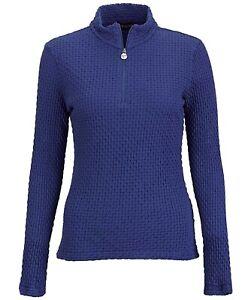 NWT Golfino Ladies Marcella Troyer Stretch 5338926 552 Blue Sz 6 8 10 12 14 NEW