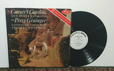 Percey Grainger: Country Gardens And Other Favorites By . . . Lp 1959 Classical