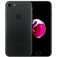 Apple iPhone 7 - 32GB - Schwarz (Ohne Simlock) TOP HANDY NEUWARE BULK GARANTIE