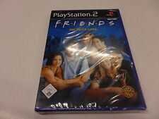 PlayStation 2  PS 2  Friends - The Trivia Game