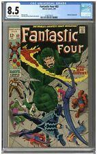 Fantastic Four #83 CGC 8.5