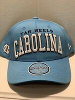North Carolina Hat NCAA College 3D Big Logo Snapback Cap NEW by ZePhyr