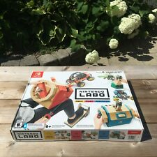 Nintendo Labo Toy-Con 03 Vehicle Kit Set (2019) - for Switch