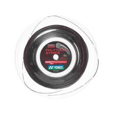 YONEX Tennis String Poly Tour Strike 120 Black 200m Reel Made in Japan