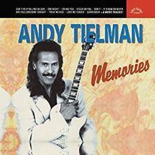 Andy Tielman - Memories Of Elvis [New CD]