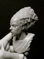 The bride of Frankenstein resin model bust 1/4 scale sculpted by j yagher