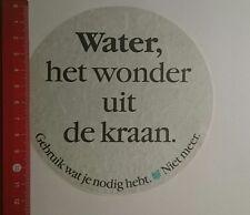Aufkleber/Sticker: Water het Wonder uit de kraan (060117125)