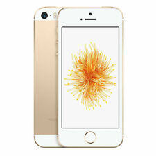Apple iPhone SE - A1662 - 32GB - (GSM Unlocked) - Gold L/N