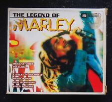 2 CD Set - The Legend of (Bob) Marley - Maverick Music 22-201