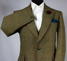 Blazer in Tweed vetri thornproof Guardie 42R eccezionale qualità 995