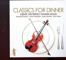 Classics For Dinner /Create The Perfect Dinner Mood 2CD