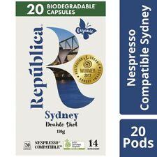 Republica Organic Capsules Sydney 20 pack
