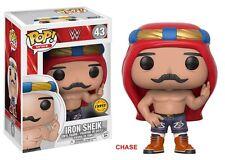 Funko POP Vinyl  Iron Sheik 43- CHASE Licenza ufficiale WWE