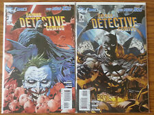 Detective Comics #1 & #2 New 52 (November 2011, DC)