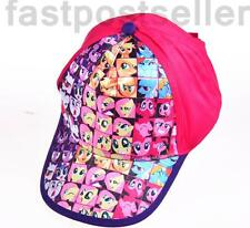 Kids Girls My Little Pony Sunny Baseball Cap Hat Adjustable  Children