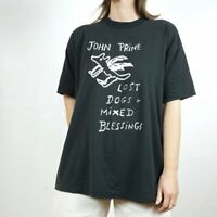 Vintage 90s Country Music JOHN PRINE T-Shirt