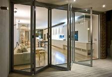 Aluminium Bifold Doors & Windows CUSTOM SIZES AT BARGAN PRICES
