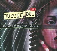 NEW Bustin' Out 1982 New Wave To New Beat Volume 2 (Audio CD)
