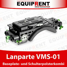 Lanparte VMS-01 Schulterpolster / Shoulder Support Pad mit VCT-14 Mount (EQ082)