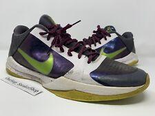 2009 Nike Zoom Kobe 5 V Chaos 386429-531 Size 14 OG Joker Bryant Mamba No Protro