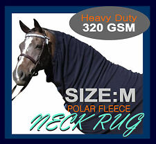 COMFORT I M I HEAVY DUTY I POLAR FLEECE I  HORSE NECK RUG I TOP QUALITY