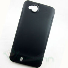 Custodia TPU flessibile GRIP Flexy nera per NGM WeMove Legend XL cover case nero