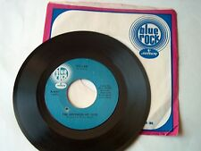 BROTHERS OF LOVE-BLUE ROCK 4057 SOUL 45RPM YES I AM  VG++