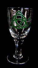 Chalice Wicca Pagan Altar Triquetra Goblet Witchcraft Handfasting Gift