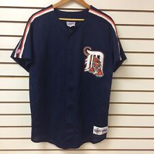Vintage Detroit Tigers Stitch Diamond Collection Jersey Sz XL