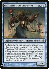 MTG - Mystery Booster - Sakashima the Impostor X 1 NM