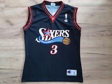 PHILADELPHIA 76ers! IVERSON NBA shirt trikot camiseta kit maglia! 6/6 ! S adult#