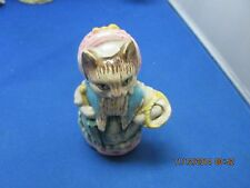 """Beswick England Beatrix Potter's """"Cousin Ribby"""" - Old Timer's Collection"""