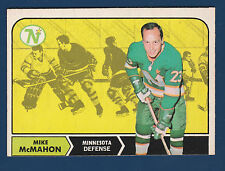MIKE MCMAHON 68-69 O-PEE-CHEE 1968-69 NO 46 EXMINT+  3300