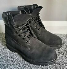 Timberland Black Ladies Boots Size 6.5 W Primaloft 400 gram
