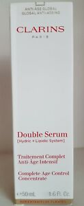 CLARINS - Double Serum - Traitement Complet Anti-Age Intensif