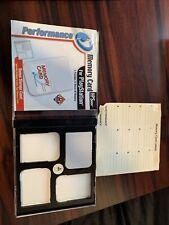 1 PlayStation Memory Cards w/ Performance Storage Case. 1 OEM 15 Block.