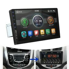 9Inch 1Din Car MP5 Player Press Screen FM Radio Bluetooth USB AUX Mirror Li Y5V6