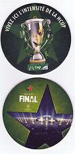 HEINEKEN RUGBY Sous bock coaster deckel #8 HCup 2012 Champions league foot