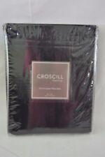 """Croscill Home HANNAH Euro Pillow Sham Dark Blue 26"""" x 26"""""""