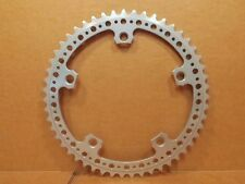 "New-Old-Stock SR Royal (3/32"") Chainring (51T / 144 mm BCD)...Silver Finish"