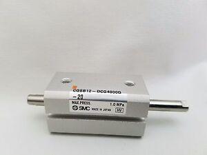 SMC CQSB12-DCG40000G-20 Cylindre 1.0 Mpa