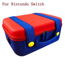 For Nintendo Switch Case EVA Hard Shell Tough Shoulder Bag Fit Pro Controller a