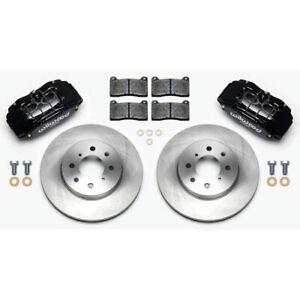 Wilwood 140-12996 DPHA (DynaPro  fits Honda/Acura) Calipers & Brake Kits