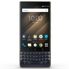 BlackBerry Key2 LE Dual-SIM 64GB Smartphone champagne, Android, mit Tastatur