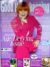 Good Housekeeping Magazine September 2016 Mary Portas