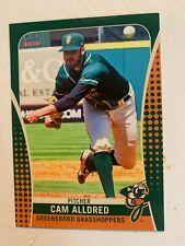 Cam Alldred 2019 Greensboro Grasshoppers Team Card