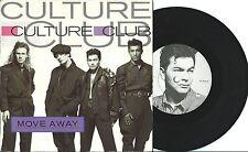 "Culture Club:Move away/Sexuality 7"" Vinyl Single:UK Hit. Boy George."
